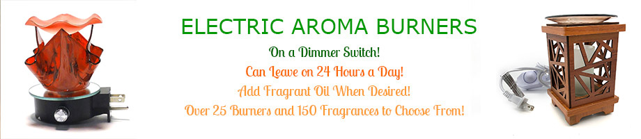 Electric Aroma Burners